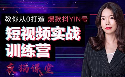 馒头商学院:抖音短视频实战VIP训练营第6期(完结)