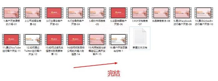 外贸客户开发方法与搜索视频教程,快速提升开发能力!